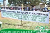 MINI-COPA DO POV. PEDRINHAS