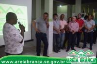 Prefeitura de Areia Branca entrega reforma Escola Municipal Antônio Lourenço da Silva
