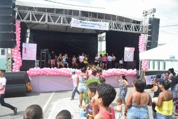 Prefeitura realiza evento em homenagem ao Dia Internacional da Mulher