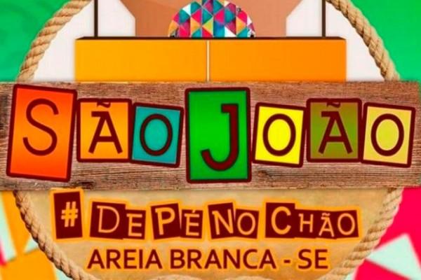 Prefeitura divulga horários dos shows do São João Pé no Chão de Areia Branca 2018