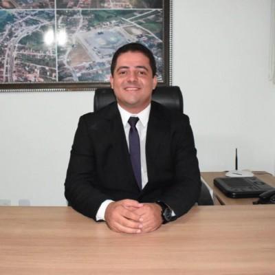 Foto do Prefeito ALAN DE AGRIPINO