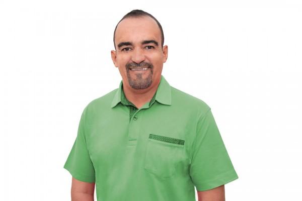 Foto do Vice Prefeito Francisco Chagas