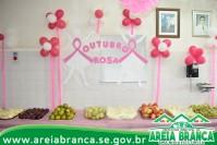 Abertura oficial da Campanha Outubro Rosa