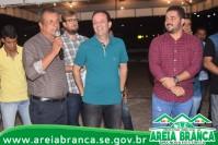 Reforma e revitalização do trecho que dá acesso a entrada da cidade