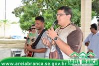 """1º ENCONTRO CULTURAL DE ACOLHIDA AO GRUPO """"RENASCER"""" DO SCFV (IDOSOS) - 20/04"""