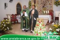 Missa solene em ação de graças pelos 56 anos da Emancipação Política de Areia Branca