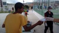 COVID-19: Prefeitura distribui máscaras em povoados da cidade