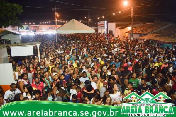 Festa de Reis reúne centenas de pessoas no Povoado Pedrinhas