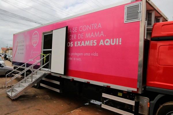 CONVITE - Prefeitura de Areia Branca realiza ações do Outubro Rosa