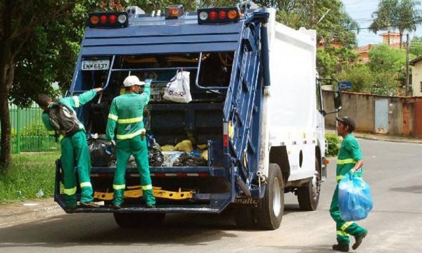 Comunicado: coleta de lixo acontece normalmente no feriado do dia 12 de outubro