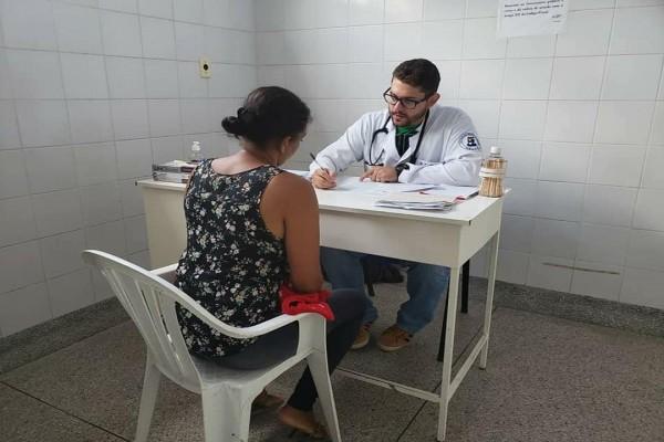 Médicos aprovados no Concurso Público já estão atuando no atendimentos de pacientes
