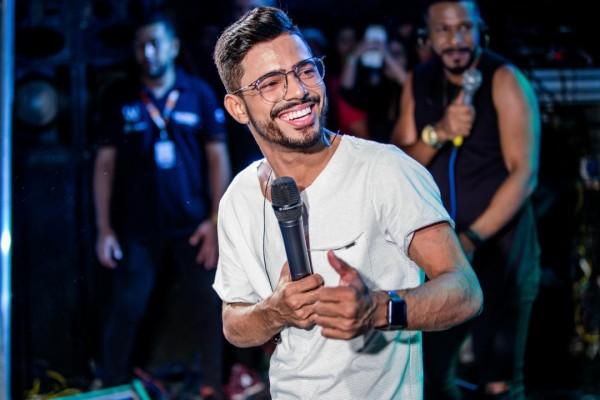 Luanzinho Moraes é atração confirmada na Festa de Santos Reis do Povoado Pedrinhas
